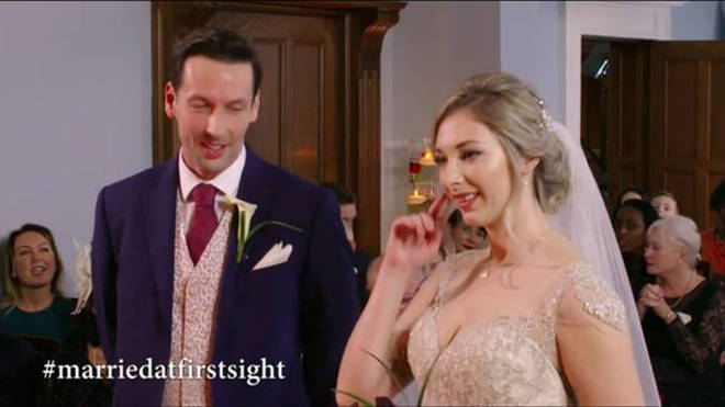 Steph and Jonathan divorced after their appearance on Married at First Sight