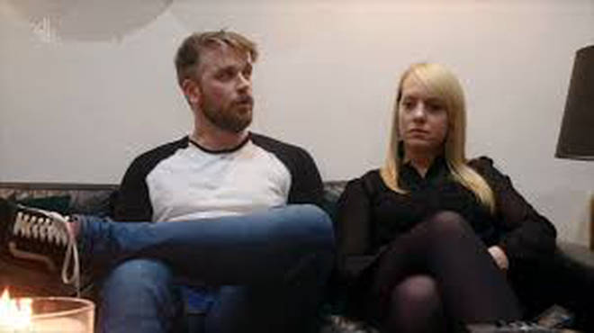 Richard and Harriet from Married at First Sight