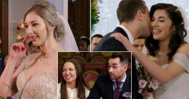 The Married at First Sight UK couples