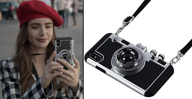 Where can you buy the phone case from Emily in Paris?