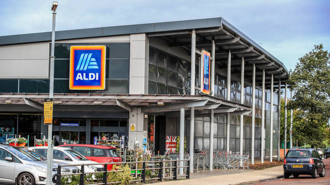 Aldi has a traffic light system in stores