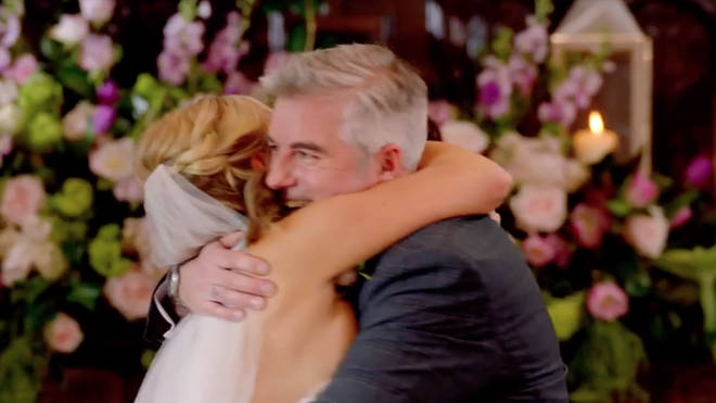 Shareen and David married on Channel 4