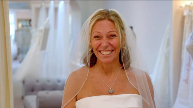 Shareen gets married to David on Married At First Sight UK