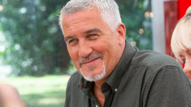 Paul Hollywood has been on GBBO since 2010