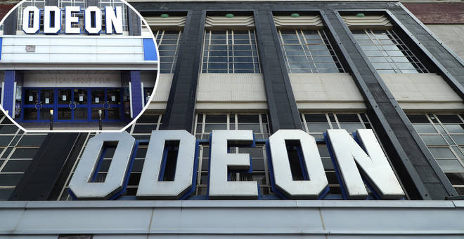 Some Odeon cinemas will be going weekend only