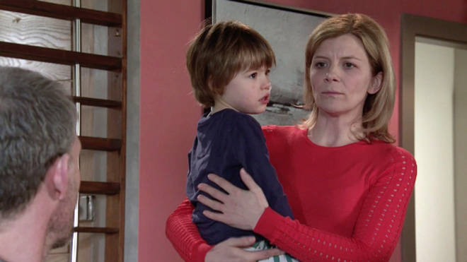 Oliver Battersby has mitochondrial disease on Corrie