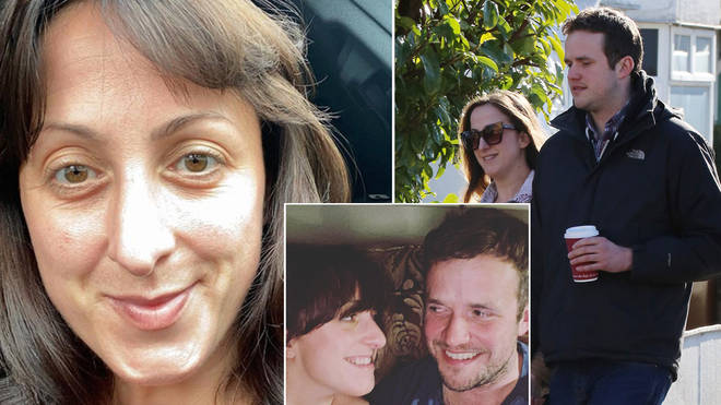 Natalie Cassidy has shared a loved up snap with her partner