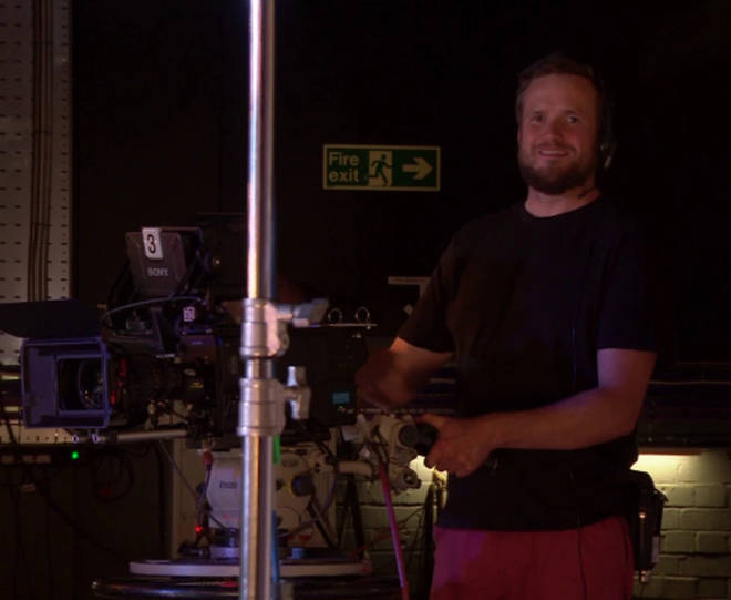 Marc Humphreys is a cameraman on EastEnders