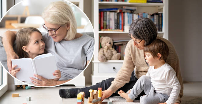 The woman's grandma asked for a weekly babysitting fee (stock images)