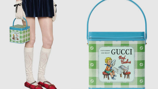 Gucci is selling a green plastic lunchbox for a whopping £2,210