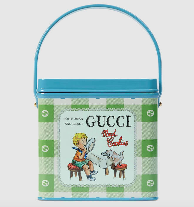 The Gucci lunchbox will set you back over two grand