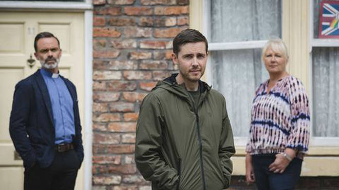 Gareth Pierce is starring as Todd Grimshaw in Coronation Street