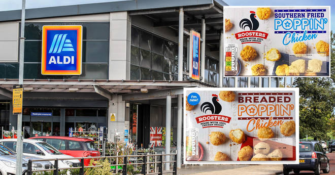 Aldi has recalled two products