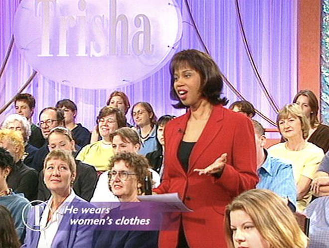 Trisha was on ITV from 1998 to 2004