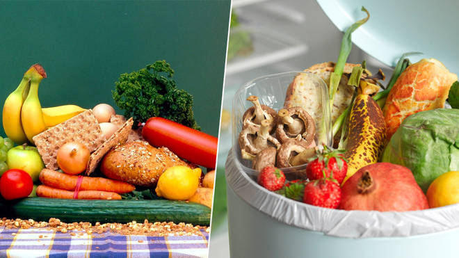 An expert has revealed how to tell if food is off