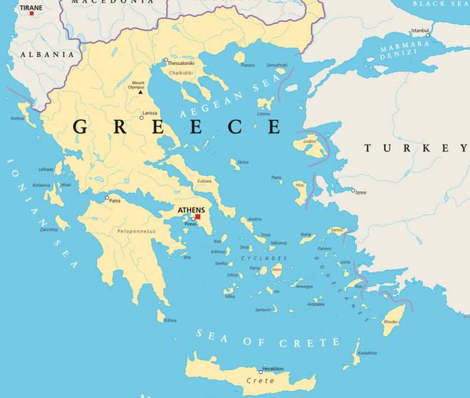 Zante, Crete and Mykonos remain on the UK's quarantine list