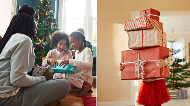 A woman has revealed her clever 'rule of four' for Christmas