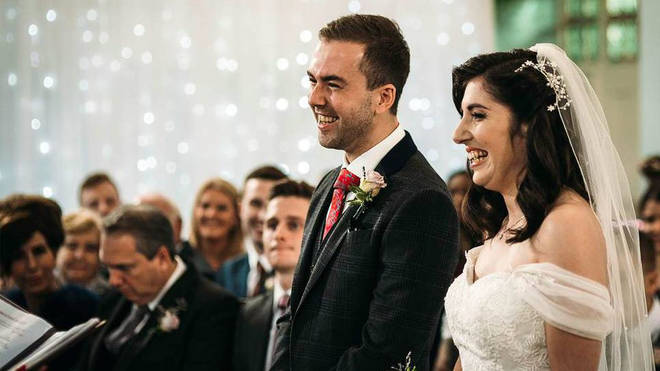 Verity and Jack starred met on Married at First Sight UK season 4