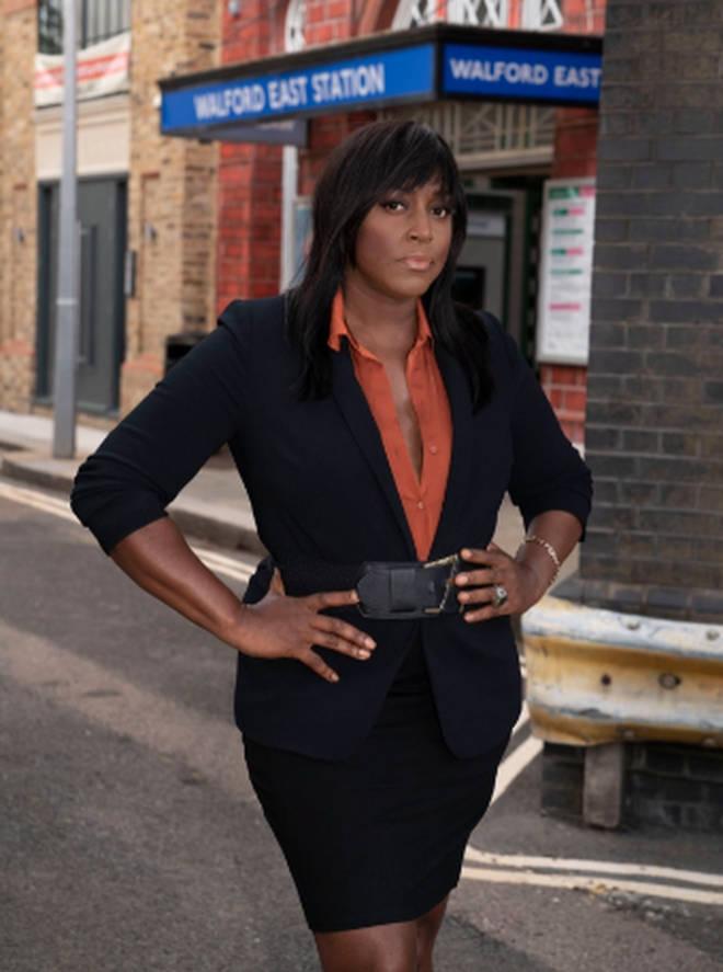 Mica Paris plays Ellie Nixon in EastEnders