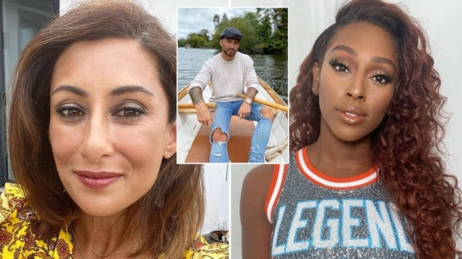 The line up for Celebrity SAS has been 'revealed'