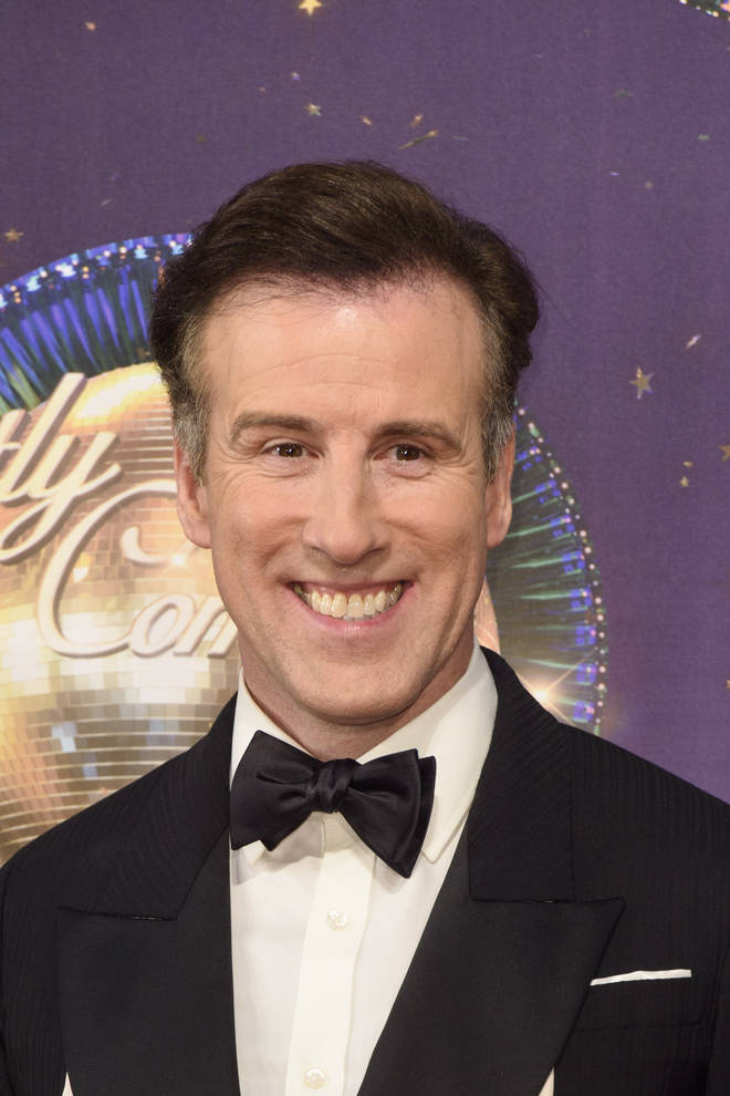 Anton Du Beke has starred on Strictly since 2004
