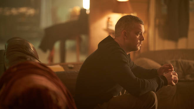 Russell Tovey plays Nathan in The Sister