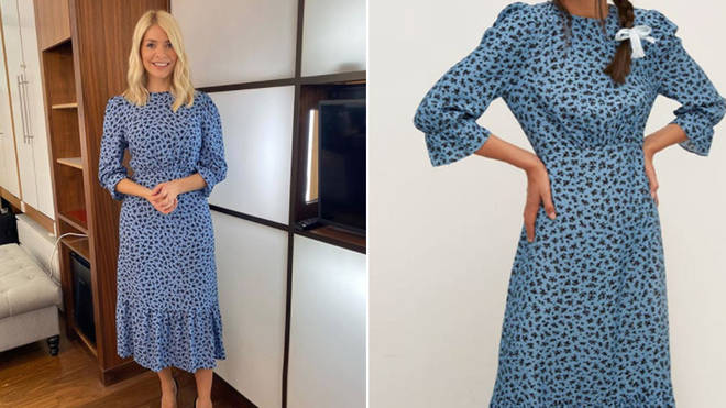 Holly Willoughby's dress is rom Nobody's Child