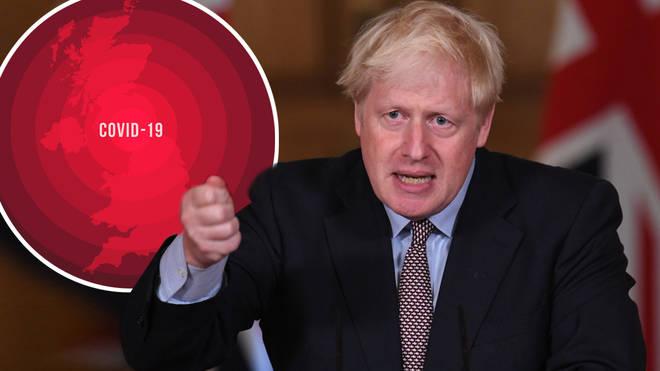 Boris Johnson will address the nation today