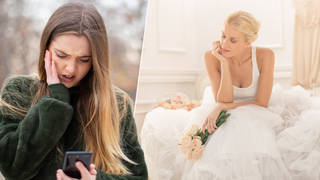 A bride's best friend has demanded her expensive gift back