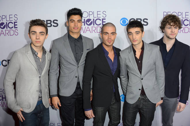 Tom Parker was formerly in boyband The Wanted with Jay McGuiness, Max George, Nathan Sykes and  Siva Kaneswaran