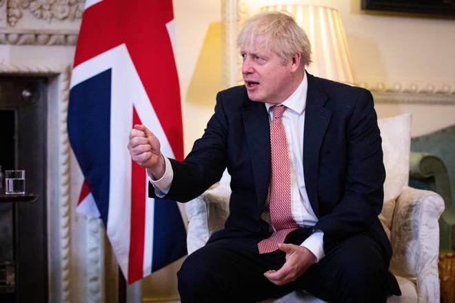 Boris Johnson will announce his new lockdown today