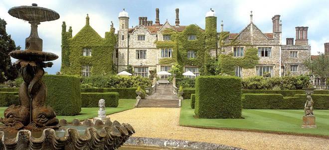 Eastwell Manor in Ashford Kent