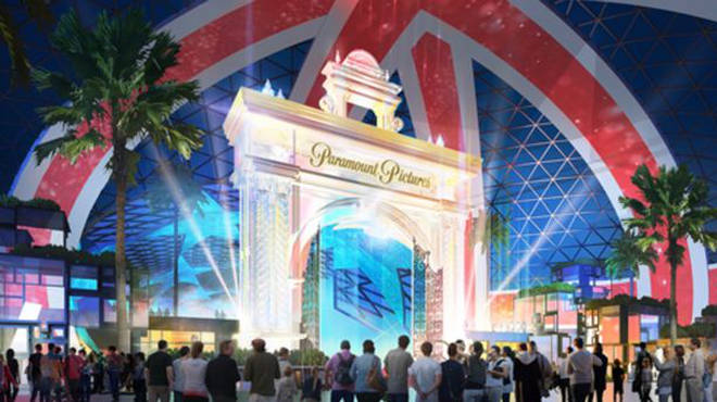 The London Resort will have different themed areas