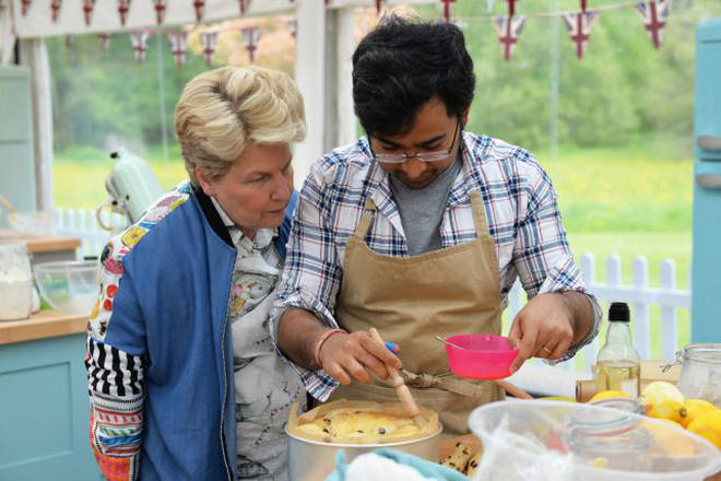 GBBO is currently in its ninth series