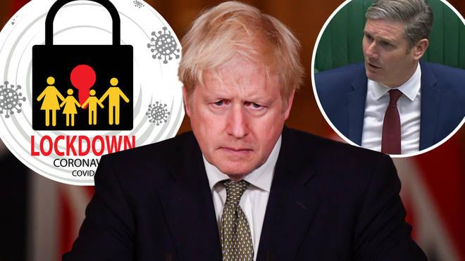 Boris Johnson is under increasing pressure to bring in a 'circuit breaker'