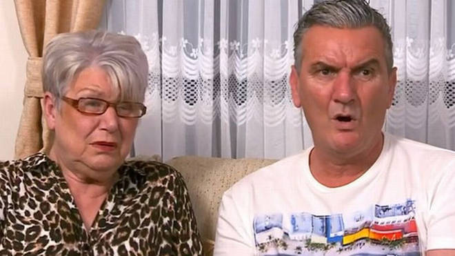 Jenny and Lee star together on Gogglebox