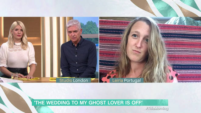 Phillip Schofield and Holly Willoughby spoke to Amethyst Realm on This Morning