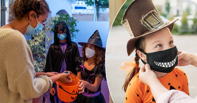 Is Trick or Treating allowed in the UK this year?