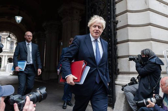 Boris Johnson announced the tiered lockdown system earlier this week