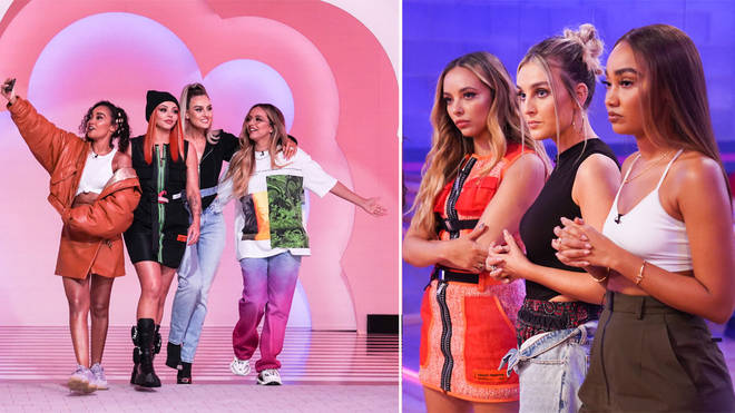 Little Mix The Search has been cancelled this week