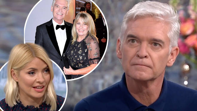 Phillip Schofield has opened up about struggling with his sexuality