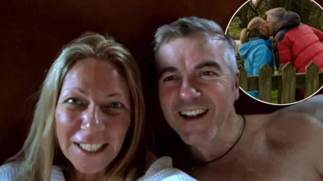 David and Shareen met on MAFS UK