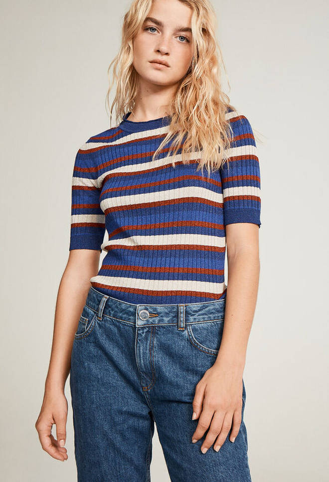 Holly Willoughby's knitwear is from Caludie Pierlot
