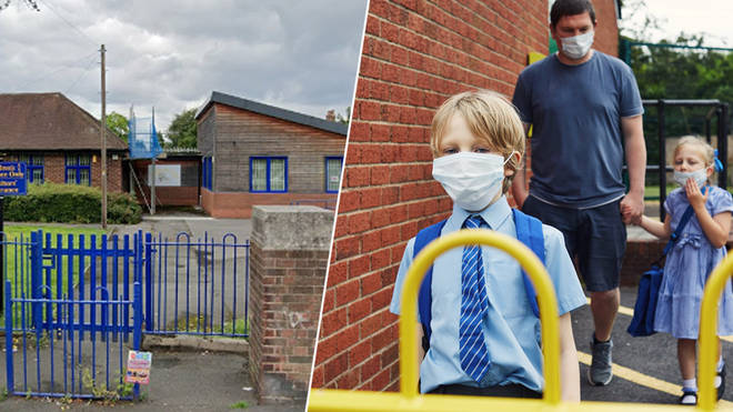 A school in Stockport has warned parents about their coronavirus outbreak
