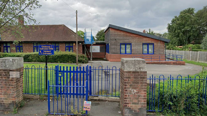 Etchells Primary School, in Cheadle has been forced to send many pupils home