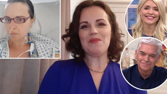 Dr Philippa revealed her final surgery had been successful