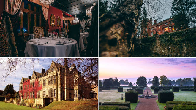 The most haunted hotels and spas in the UK revealed