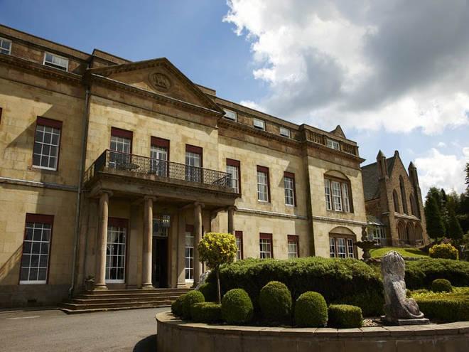 The Shrigley Hall Hotel, Cheshire