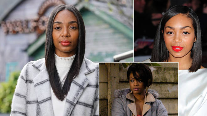 Zaraah Abrahams is playing Chelsea Fox on EastEnders