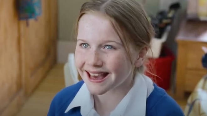 Lulu Popplewell played Daisy in Love Actually, best known for being the lobster in the nativity play